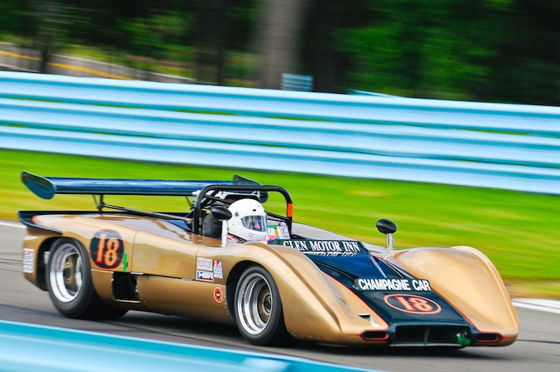 Vic Franzese - 1968 McLaren MK-12