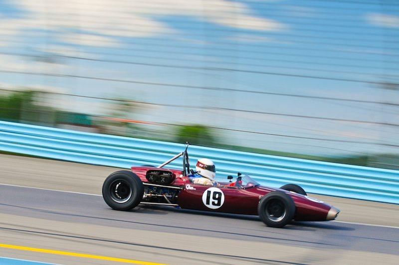 Will Thomas - 1967 Brabham BT21
