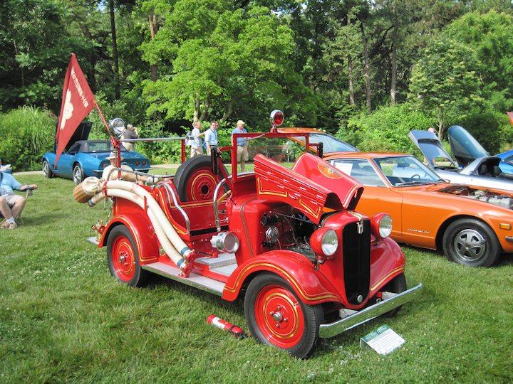 1938 Datsun Fire Truck