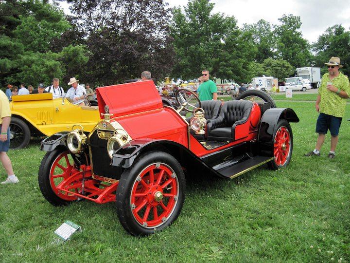 1912 Stutz Model A Bearcat