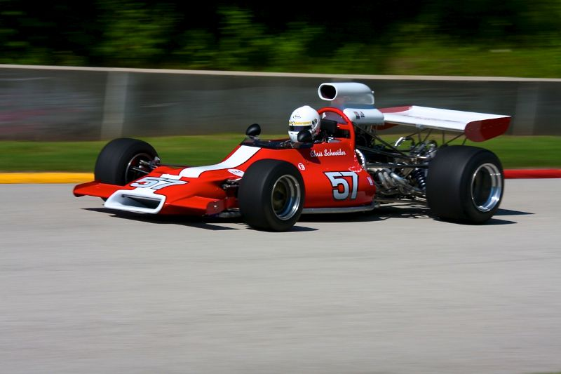 McRae GM1 - Chris Schneider