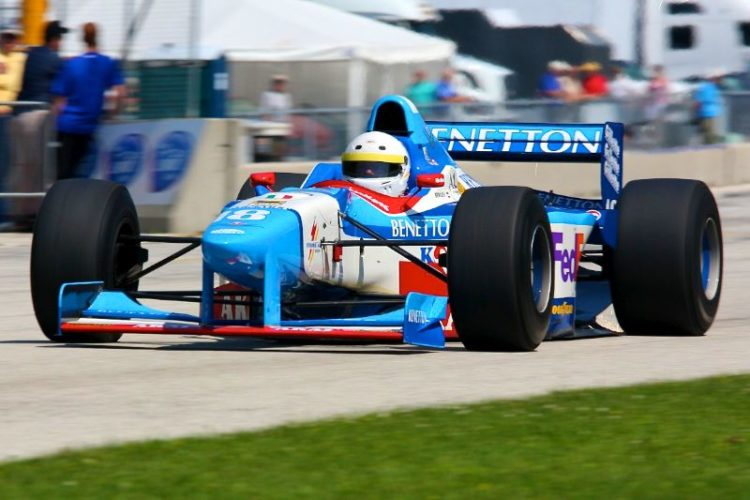 Benetton B197 - Brian French