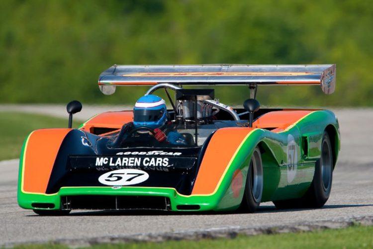 #57 Tony Garmey - 1970 McLaren M8C