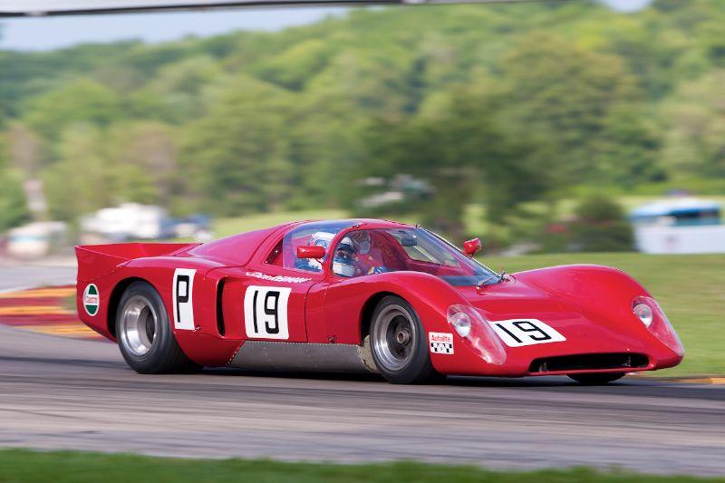 #19 Joe Hish - 1969 Chevron B16