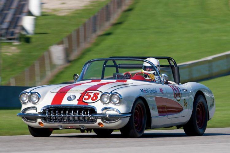 1958 Chevrolet Corvette - Doug Karon