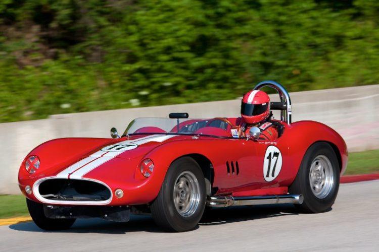 #17 Scott Zerby - 1959 Devin SS Special