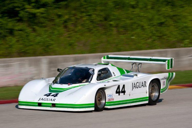 #44 Robert Boller - 1983 Jaguar XJR-5