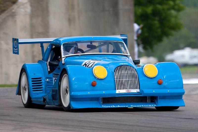 #80 Norbert Bries - 1996 Morgan Aero8 GTR