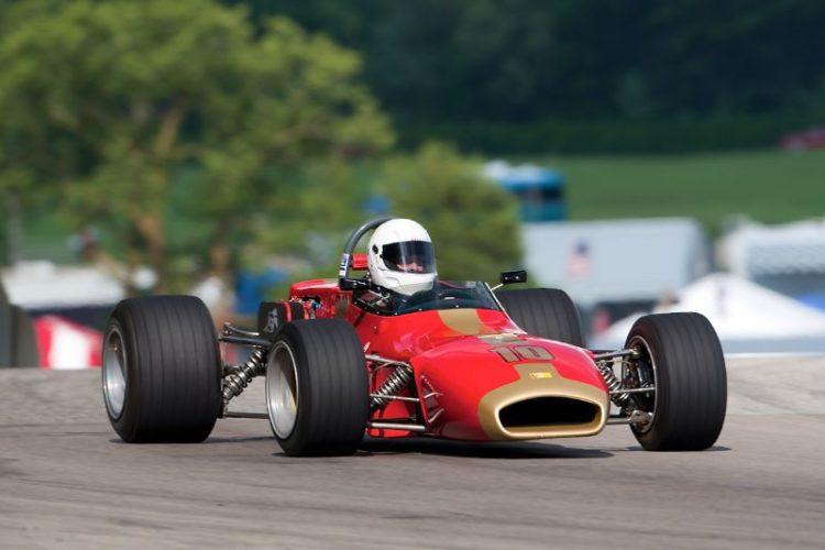#10 Harry Mathews - 1972 Brabham BT35