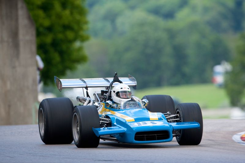 #18 Eric Haga - 1969 Lola T190