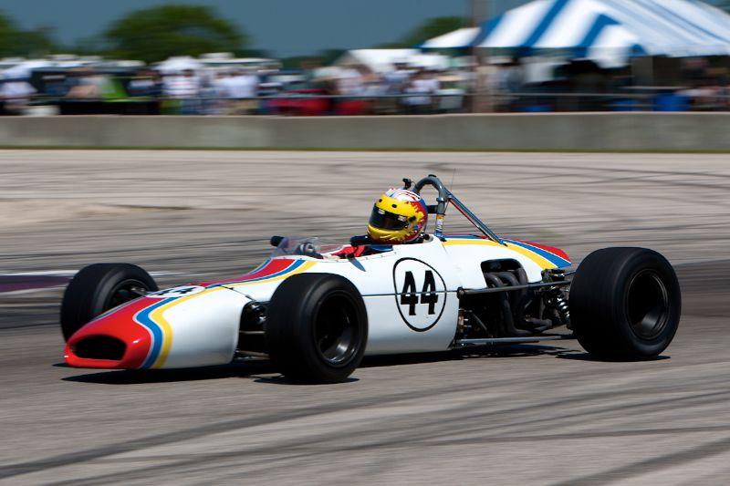 #44 Joel Quadracci - 1969 Brabham BT29