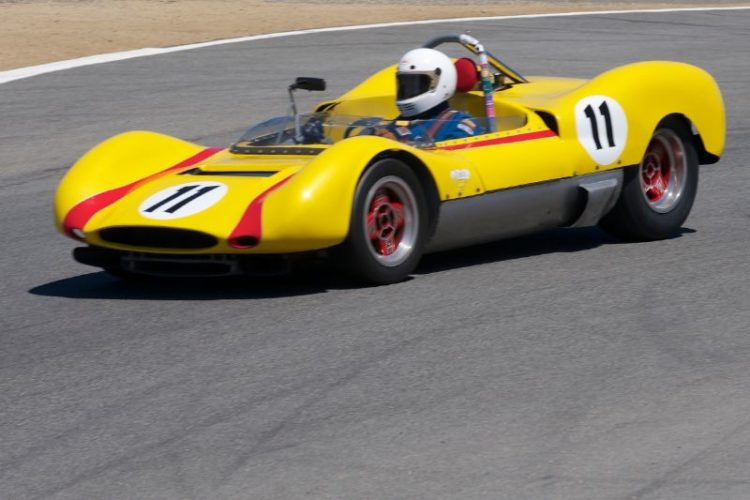 1964 Genie MK 10 driven by Mike Blackie.