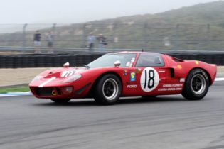 Nick Colonna's 1966 Ford GT 40.