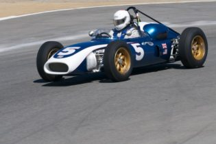 Into the Corkscrew, William Cotter's 1961 Scarab F-Libre.