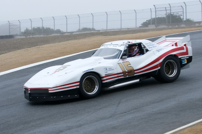 John Goodman's big and fast 1976 Chevrolet Garcia-Corvette.