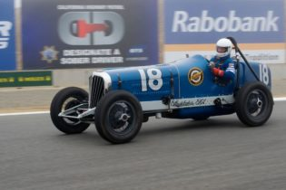 1932 Studebaker Indy Car, Kevin Pitts