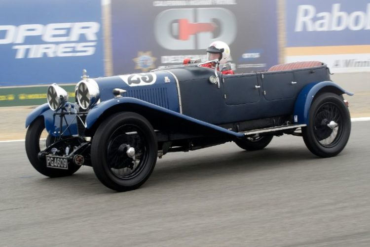 1929 Lagonda 2 Liter of Graham Wallis