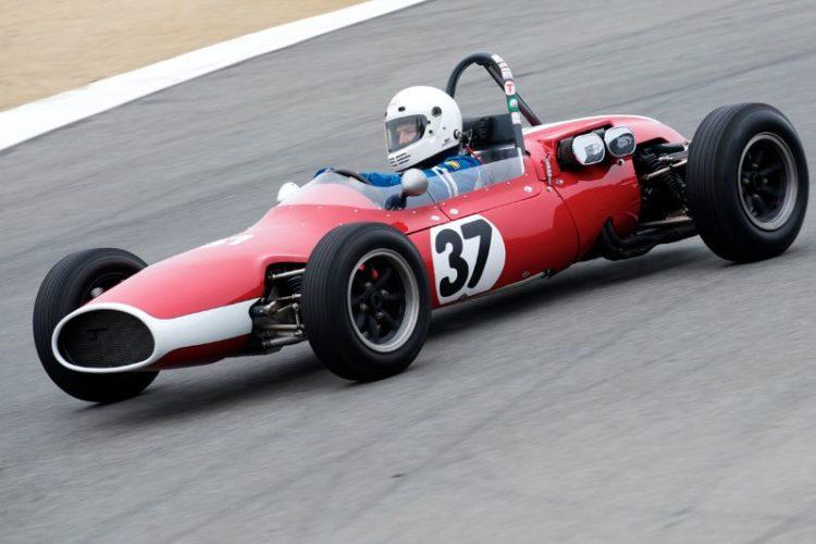 David Brown's 1962 Cooper T59.