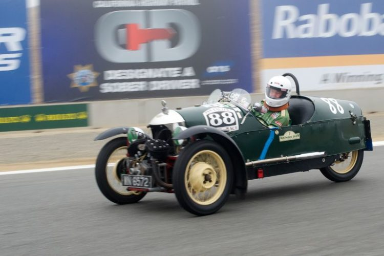 Morgan 3-Wheeler of Dale Berry