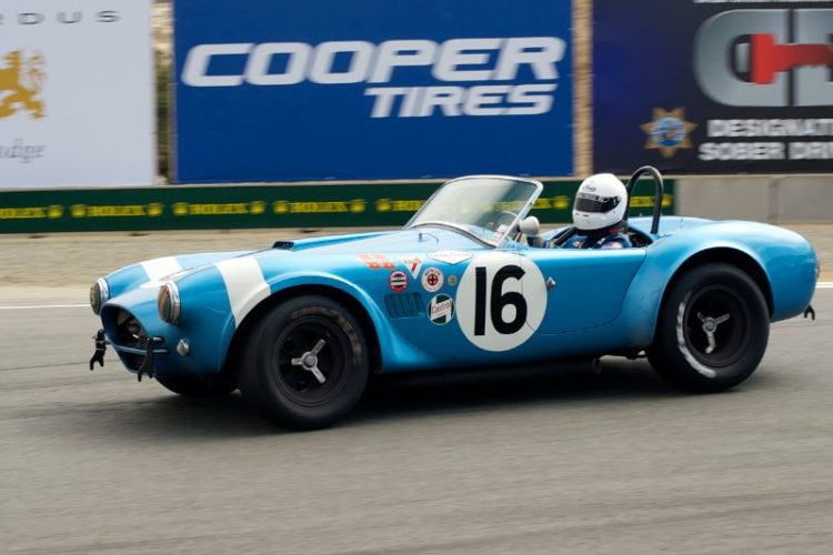 Lynn Park's FIA Cobra 289.