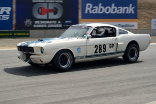 Shelby GT350 of Tom Fry.