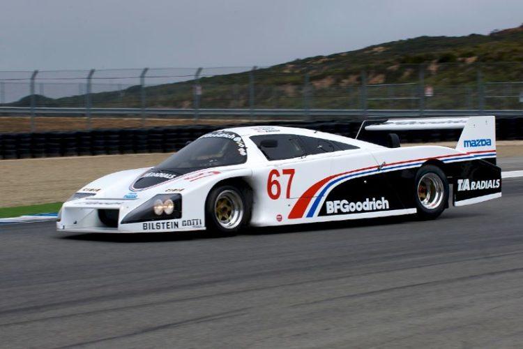 Ralph Borelli's 1984 Lola T616.
