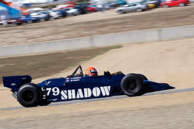 1978 Shadow DN9 driven by Ed Swart.