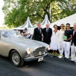 Ferrari 195 Inter Wins FIVA Award