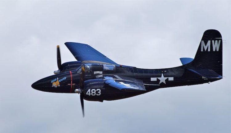 Grumman F7F Tigercat