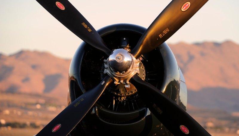 F4U-4 Corsair.