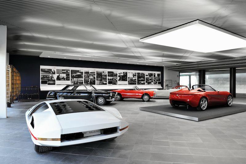 Pininfarina At National Automobile Museum Of Turin Photo