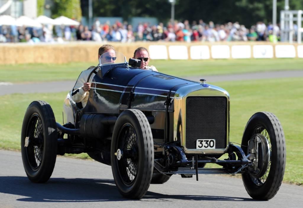1923 Delage V12