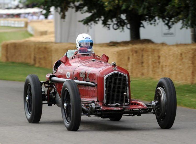 1934 Alfa Romeo P3 Don Lee Special