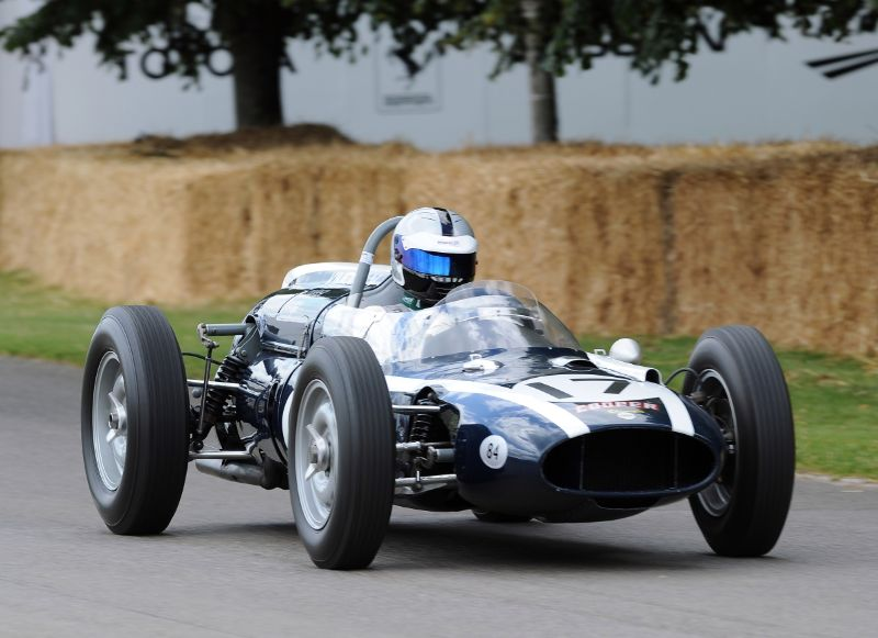 1961 Cooper-Climax T54 Kimberly Cooper Special