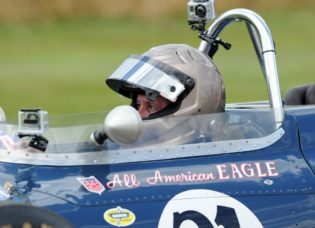 1966 Eagle Ford T2G, Doug Magnon