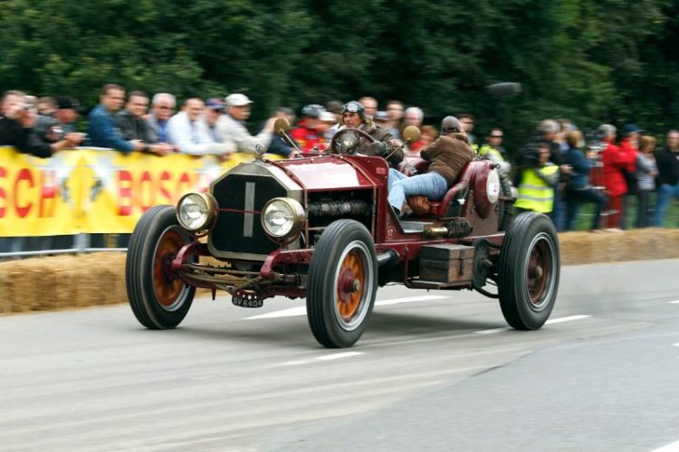 American LaFrance Red Baron