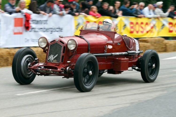1934 Alfa 8C Monza
