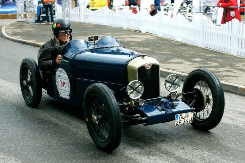 1938 Riley 12/4