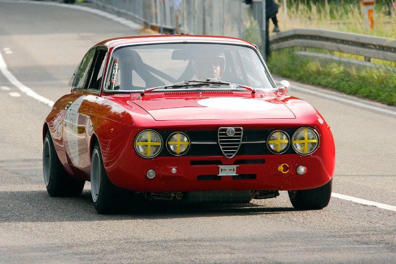1970 Alfa Romeo 1750 GTAm