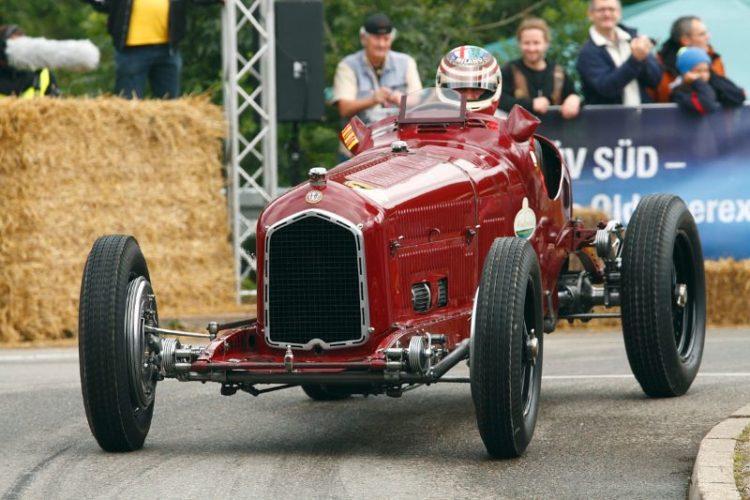1932 Alfa Romeo P3