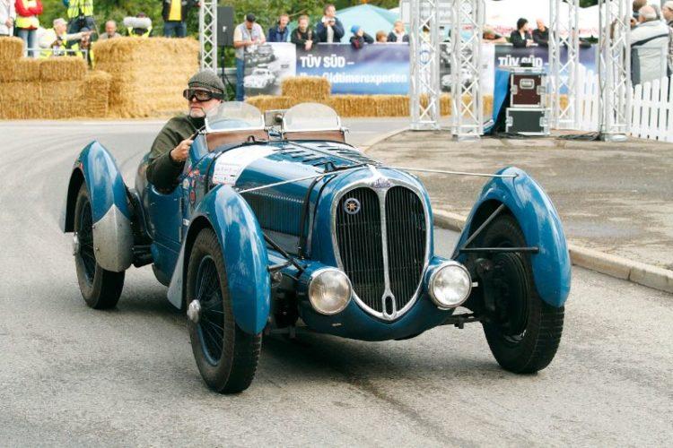 1937 Delahaye 135 S