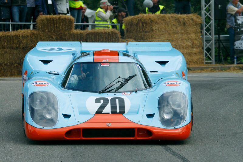 1970 Gulf Porsche 917