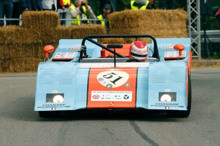 1973 Porsche Chanabe