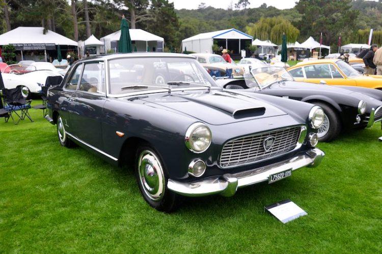 1963 Lancia Flaminia Pininfarina Coupe 3B, Ira Zaleskin