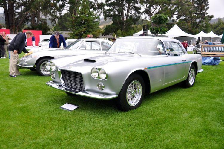 1959 Ferrari 400 Superamerica Speciale, Robert Butler
