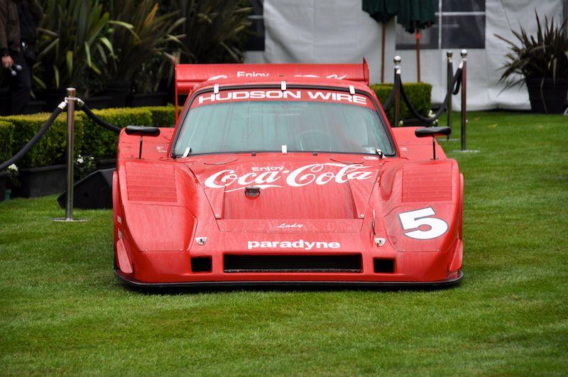 Coca-Cola Porsche 935, ex-Bob Akin