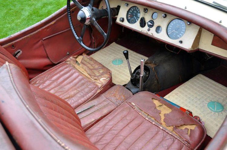 1949 Jaguar XK120 Super Sport, Peter Zobian