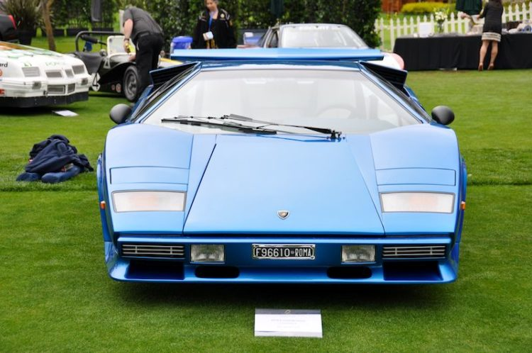 1979 Lamborghin LP400S, Joe Sackey