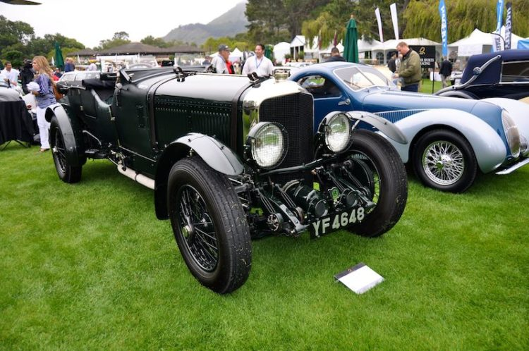 1927 Bentley 6.5 Litre