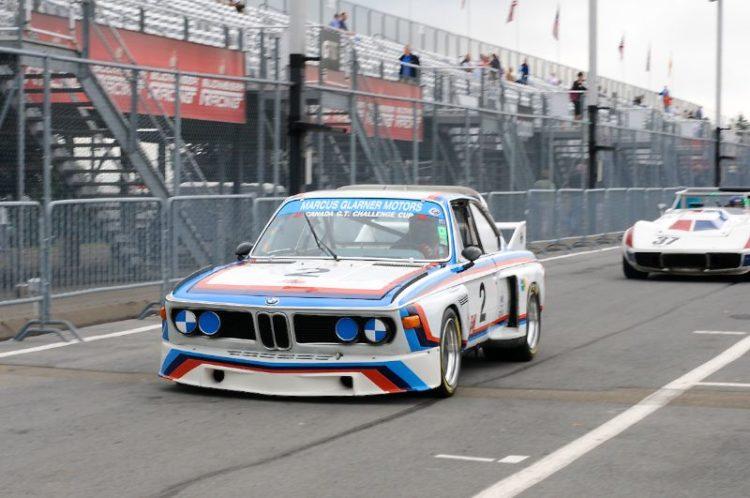 1973 BMW 3.0CSL- Markus Glarner.